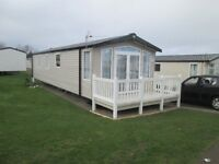 3 Bed Caravan close to complex for rent / hire at Craig Tara - available Mon 14th - 21st Aug only