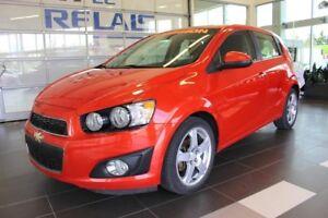Chevrolet Sonic LT,TOIT OUVRANT 2012