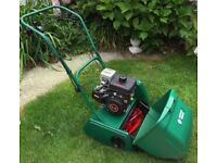 Suffolk Punch 35sk Lawnmower FULLY Refurbished and Sharpened with Kawasaki engine
