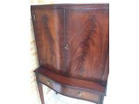 MacKintosh cocktail cabinet