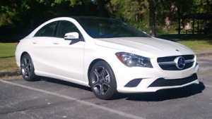 Low km CLA250
