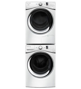 Wanted...stackable washer and dryer