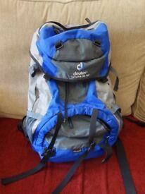 Deuter rucksack 32 litres