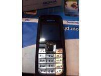 nokia 2610 ulock sim free phone for any network except 3 network