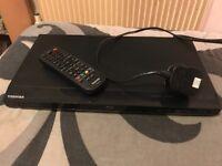Toshiba Blu-Ray DVD Player - £50