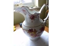 Victorian Style Water Jug 1