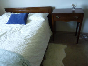 Antique bedroom set (approx. 1940's) from McLagan Grand Master F