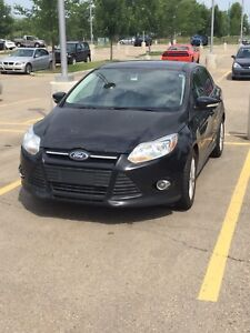 2012 Ford Focus 96k bonus new winter tires and rims