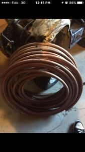 """WANTED ; COPPER TUBING 1/2"""" or 3/4"""""""