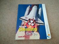 AS&A2 Level Chemistry for you - Excellent condition