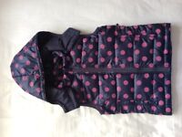 Peter Storm Gilet/ Body Warmer Age 3-4yrs