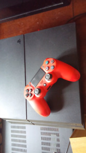 PlayStation 4 PS4 almost new condition  price reduced $250 firm
