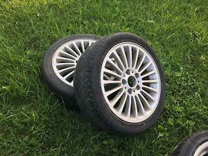BMW 3 series Rims Wheels E46, E36 325i 330i