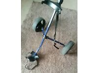 Slazenger Foldable Golf Trolley