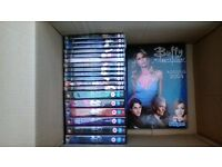 DVDs (1/9) Buffy The Vampire Slayer and Angel DVD, Book Collection