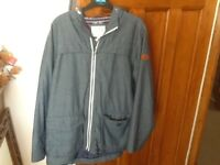 BOYS JASPER CONRAN JACKET WITH HOOD AGE 12 YEARS - EXCELLENT CONDITION ONLY GOT WORN FEW TIMES