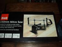 B&Q mitre saw
