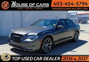 2016 Chrysler 300 S loaded RWD