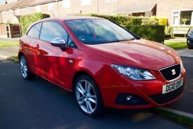 Seat Ibiza Sport 1.4 84 - Low Mileage - Full Service History - Immaculate Condition