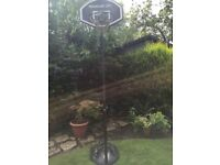 Reebok Freestanding 6ft Basketball Hoop