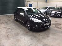 2012 Citroen ds3 sport 1.6hdi 1 owner pristine cheap tax guaranteed cheapest in country