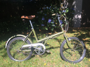 Phillips twenty folding bike for sale (Same as Raleigh Twenty)