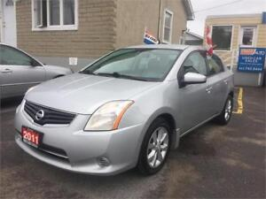 2011 Nissan Sentra 2.0 - NO ACCIDENTS - GOOD ON GAS