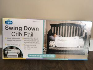 new crib rail for your kid 2-5 years