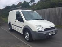 FORD TRANSIT CONNECT L200 1.8 TD Roofrack **ONE KEEPER FROM NEW** not combo kangoo berlingo
