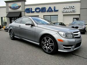 2013 Mercedes-Benz C350 C350 Coupe 4MATIC  ***LOW MILEAGE***