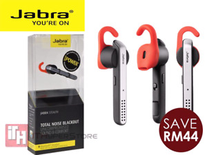 Jabra Stealth Bluetooth Headset Mint Condition