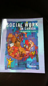 """Social Work in Canada"" Textbook. Steven Hick. 2nd Edition"
