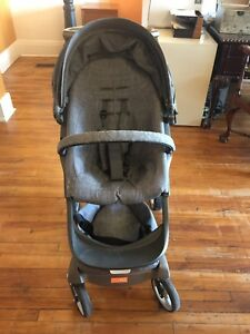 Stoke Xplory Stroller plus accessories
