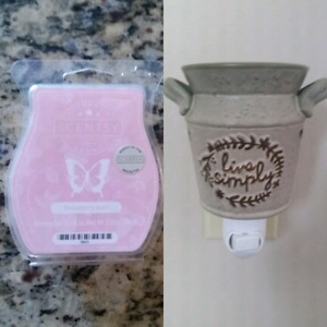 Scentsy Warmer and Bar