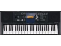 Yamaha PSR E333 Touch-Sensitive Keyboard in great condition for sale