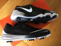 Brand New Nike Lunar Control 4 Golf Shoe - UK7