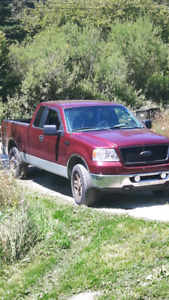 06 ford f150 4wd