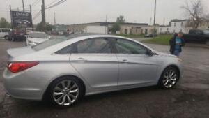 2012 Hyundai Sonata 2.0 Turbo Limited w/Nav Sedan