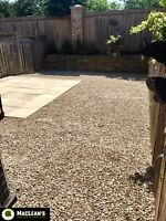 Mulching, Gravelling, Sodding and More
