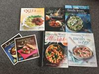 Slimming world books/cookbooks all for £7