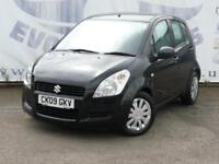 2009 SUZUKI SPLASH 1.2 GLS 5 DOOR 6 SERVICE STAMPS LAST AT 88K LOW INSURANCE IDE