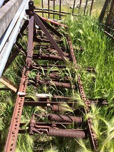 6' cultivator 3 point hitch