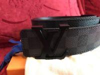 Lois Vuitton belt men's