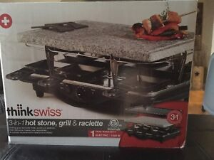 3-in-1 Electric Grill