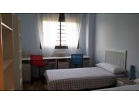 WANT TO SAVE SOME MONEY? YOU HAVE A FRIEND? CHECK OUR GREAT ROOMS! ONLY 5 WEEKS DEPOSIT