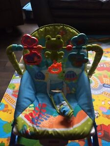 Baby toddler chair fisher price