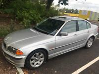 BMW 328i SE SALOON SPARES/REPAIRS DRIVES FINE