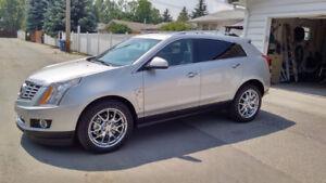 2013 Cadillac SRX 4 Fully Loaded SUV, Crossover