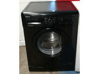 X020 black beko 7kg 1200spin A+ rated washing machine comes with warranty can be delivered
