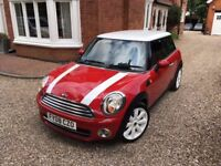 2008 MINI Hatch 1.6 Cooper D 3dr! GREAT DRIVING CAR! LOW MILES! LOTS OF EXTRAS!